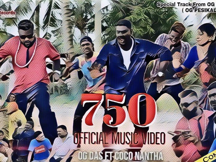 750 – Official Music Video // OG Das Feat Coco Nantha ( Malaysian Tamil Song ) 2018
