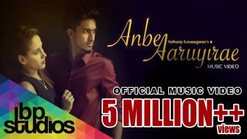 Anbe Aaruyire – Prashan Sean feat. NavinRaaj Mathavan | Official Music Video