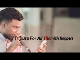 Isai Kalaignan    Tribute For All Hip Hop Rappers    Lyrical Video