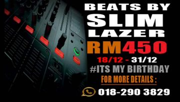 Beats by SLIM LAZER YD #its my birthday