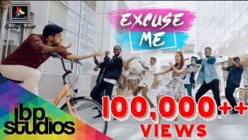 Excuse Me – Official Music Video | Shanmugakanth | Naavin | Thanges | Yuvaraj | Piravina