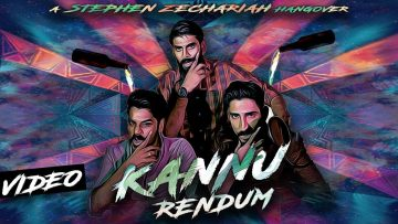 High on Booze – Kannu Rendum Official Music Video | Stephen Zechariah ft. Suriavelan & Karnan Gcrak