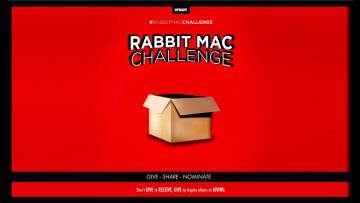 #RabbitMacChallenge // Official Video 2017