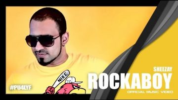 Rockaboy – Sheezay // Official Music Video 2012