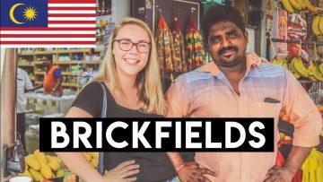 BEST INDIAN FOOD IN KUALA LUMPUR || Little India, Malaysia