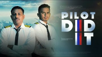 Pilot Did It (2021) | Mahen Santosh | Gopal Raman | Vani Sri Selvaraju | MH 370