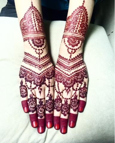 Henna Design And Sea Event Management