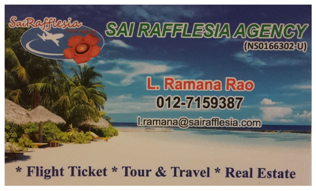 Sai Rafflesia Agency Travel Tour