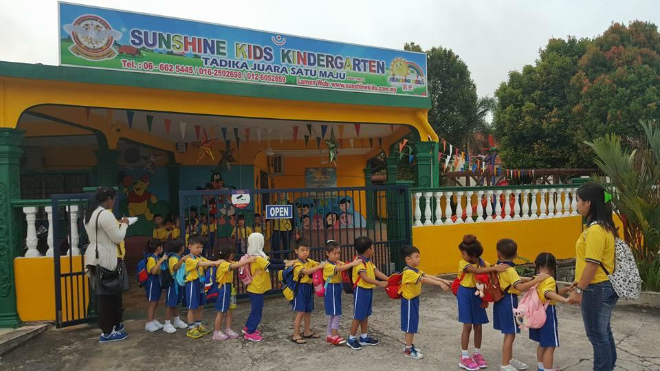 Sunshine kids / Pre-school education