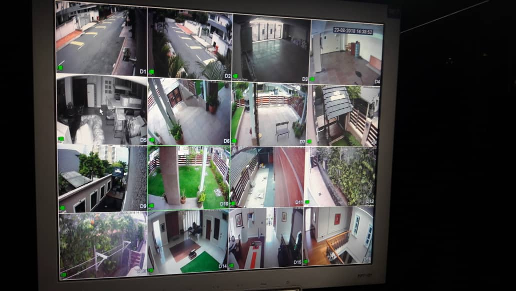 Mantronic CCTV, ALARM SYSTEM, ELECTRICAL WORKS
