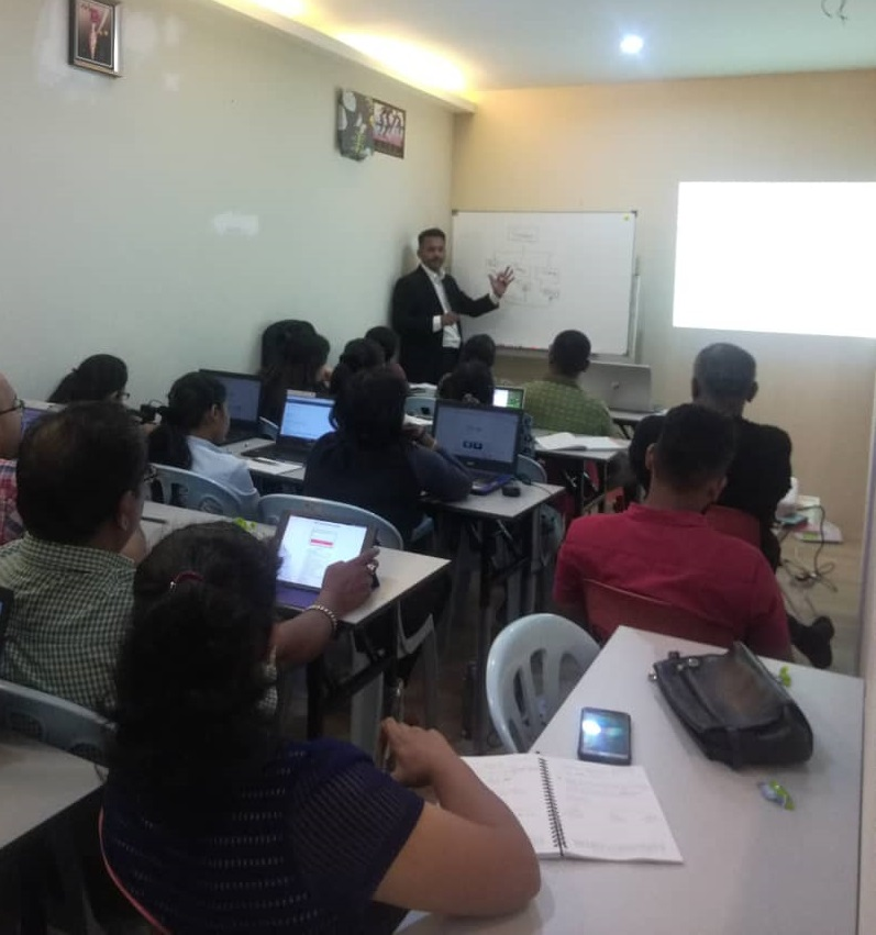 YRF Training & Consultancy