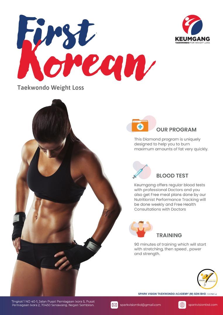 Spark Vision Taekwondo