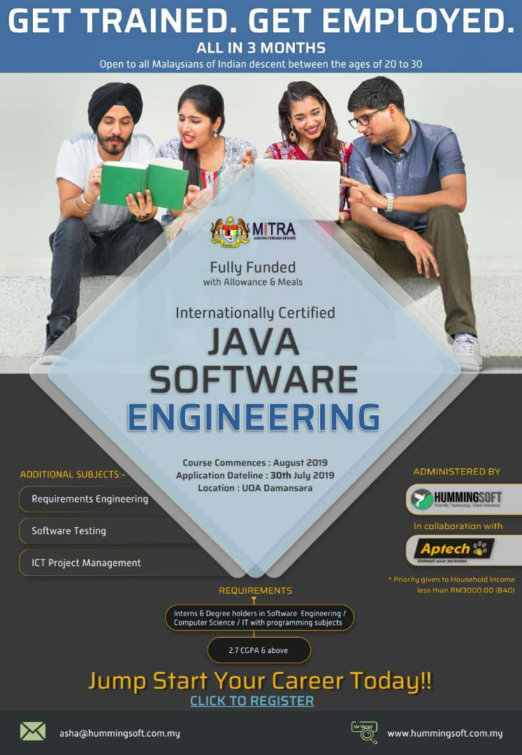 Java Software Engineering – MITRA