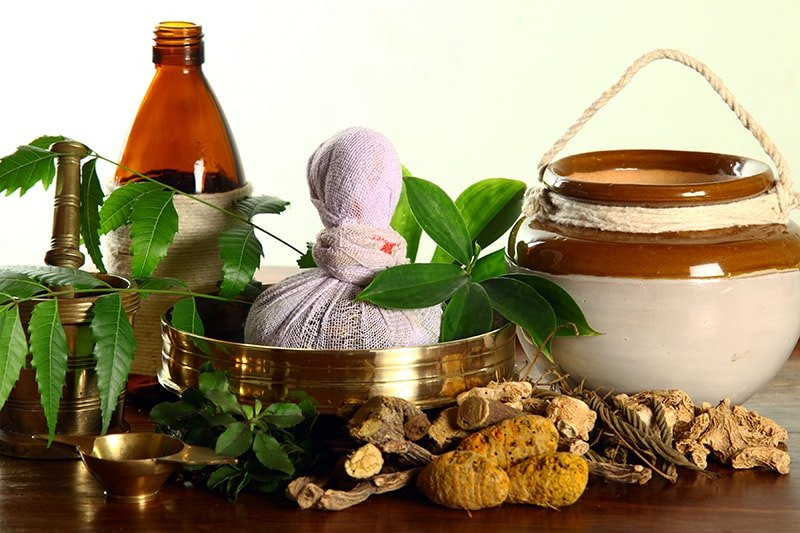 Ayurvedic Panchakarma Body Massage & Treatment