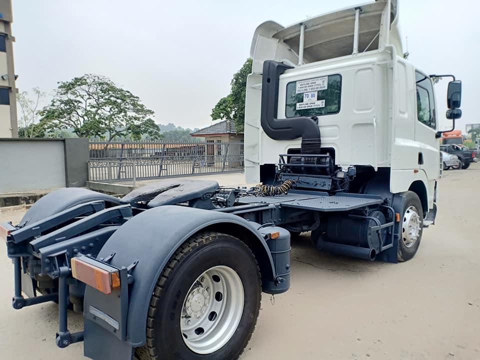 DAF Belgium 2012 Prime Mover 37000KG