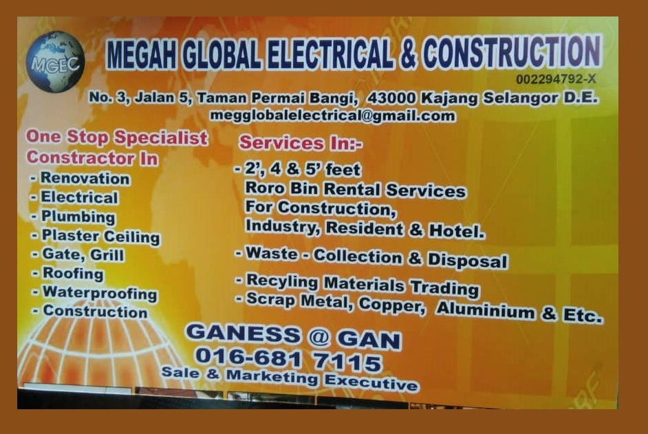 Megah Global Electrical & Construction