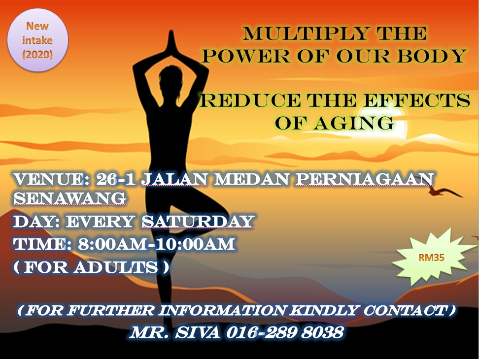MULTIPLY THE POWER OF OUR BODY