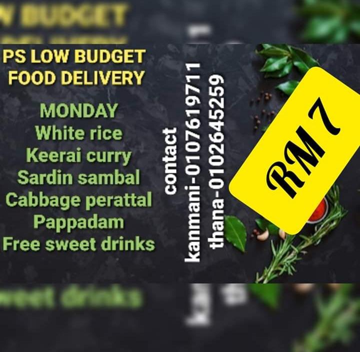 Kanmani Food Delivery